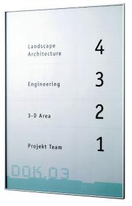 Türschild -New Age- DIN A5, Hoch- oder Querformat (Maße (BxH)/Format: 153x215mm/Hochformat (Art.Nr.: na5005))