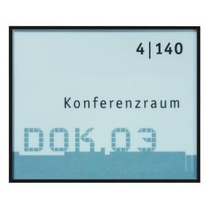 Türschild -New Age black edition- 150 x 110 x 6 mm (Ausführung: Türschild -New Age black edition- 150 x 110 x 6 mm (Art.Nr.: na7004))