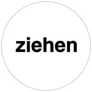 Türschild Ziehen, einseitig (Ausführung: Türschild Ziehen, einseitig (Art.Nr.: 21.5607))