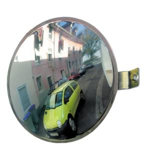 Überwachungsspiegel Security Mirror Vialux, für 2 Blickrichtungen (Ausführung: Überwachungsspiegel Security Mirror Vialux, für 2 Blickrichtungen (Art.Nr.: 32767))