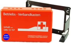 Verbandkoffer -Mini detect-, nach DIN 13157, 260 x 180 x 85 mm, für den Lebensmittel-Bereich (Ausführung: Verbandkoffer -Mini detect-, nach DIN 13157, 260 x 180 x 85 mm, für den Lebensmittel-Bereich (Art.Nr.: 33265))