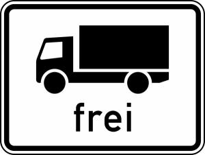 Verkehrszeichen 1024-12 StVO, Kraftfahrzeuge mit einer zulässigen Gesamtmasse über..., frei (Maße/Folie/Form:  <b>315x420mm</b>/RA1/Flachform 2mm (Art.Nr.: 1024-12-111))