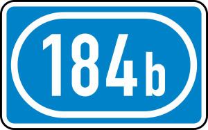 Verkehrszeichen 406-51 StVO, Knotenpunkt der Autobahnen, drei- oder mehrstellige Nummer (Maße/Folie/Form:  <b>580x930mm</b>/RA1/Flachform 2mm (Art.Nr.: 406-51-111))