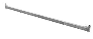 Verlängerung für Standfuß für Kabelüberführung (Ausführung: Verlängerung für Standfuß für Kabelüberführung (Art.Nr.: 24343))