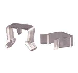 Verschlussclips für Kunststoffrahmen, VPE 2 Stk. (Ausführung: Verschlussclips für Kunststoffrahmen, VPE 2 Stk. (Art.Nr.: 90.9260))