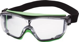 Vollsichtbrille -VAKUR PRO- aus Polycarbonat, für mechanische und chemische Arbeiten (Ausführung: Vollsichtbrille -VAKUR PRO- aus Polycarbonat, für mechanische und chemische Arbeiten (Art.Nr.: 36986))