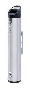 Wandascher -Rundo Aluminio- 1,85 Liter aus Aluminium (Ausführung: Wandascher -Rundo Aluminio- 1,85 Liter aus Aluminium (Art.Nr.: 37803))