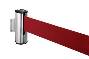 Wandgurtkassette -P-Line Fenix- aus Aluminium, Gurtlänge 2,3 m, extrahoher Gurt 100 mm