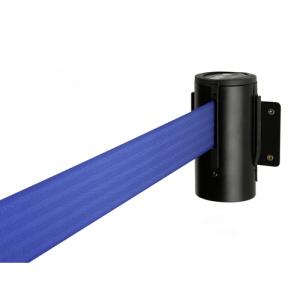 Wandgurtkassette -P-Line Future- aus Stahl, Gurtlänge 2,3 m