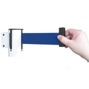 Wandgurtkassette -P-Line Utility- aus Stahl, Gurtlänge 4 m