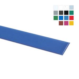 Wandschutz -Defend 100- aus HDPE, Länge 2060 mm, Höhe 100 mm, zum Ankleben