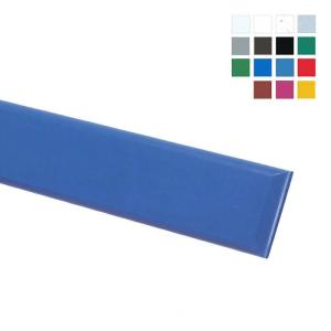 Wandschutz -Defend 200- aus HDPE, Länge 2060 mm, Höhe 200 mm, zum Ankleben
