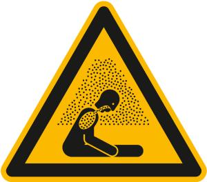 Warnschild, Warnung vor Erstickungsgefahr (Ausführung: Warnschild, Warnung vor Erstickungsgefahr (Art.Nr.: 21.a8332))