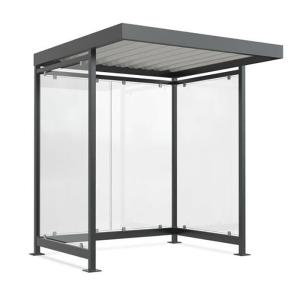 Wartehalle -Modell K2 a / a-, einseitig