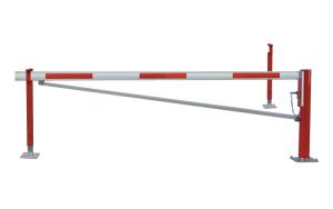 Wegesperre -Alpha 105-, drehbar, 2000 - 6000 mm