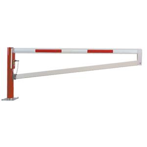 Wegesperre -Alpha 145-, drehbar, Breite 1500 - 5500 mm