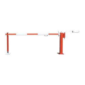 Wegesperre mit Gegengewicht -Alpha 41- mit Auflagen- oder Pendelstütze, Breite 2000 - 6000 mm