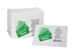 Wundreinigungstücher -PLUM QuickClean-, 20 Stück (Ausführung: Wundreinigungstücher -PLUM QuickClean-, 20 Stück (Art.Nr.: pc5151))