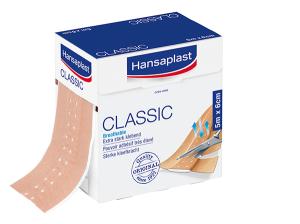 Wundschnellverband Hansaplast® CLASSIC, Länge 5 m, individuell zuschneidbar (Breite: 40 mm (Art.Nr.: 29020))