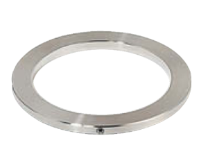 Zierring aus Edelstahl (V2A oder V4A) (Material/Durchmesser: V2A/Ø 61mm (Art.Nr.: 13669))