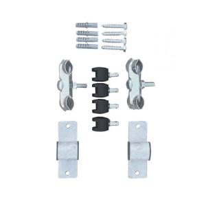 Zubehör-Set für Wandmontage der Absperrschere / Scherensperre -Harburg- (Ausführung: Zubehör-Set für Wandmontage der Absperrschere/Scherensperre -Harburg- (Art.Nr.: 35500z))