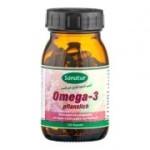 SANATUR Omega-3 pflanzlich 120Kps.