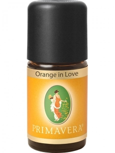PRIMAVERA Duftmischung Orange in Love 5ml