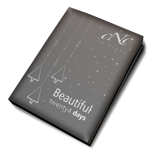 CNC Ampullen Adventskalender Beautiful twenty4 days
