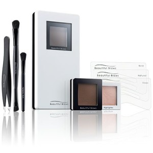 CNC Beautiful Brows Kit (Farbe: Dark Brown)