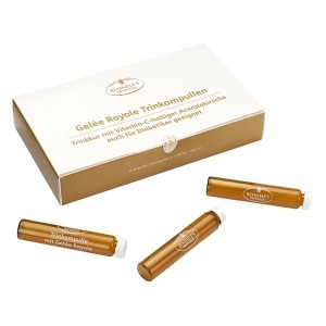 REMMELE′S Propolis Geleé Royale Trinkampullen 6x10ml