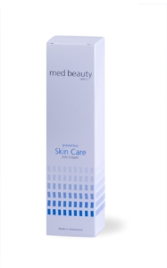 MED BEAUTY preventive Skin Care rich Cream 50ml