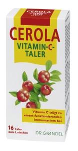 DR. GRANDEL Cerola Vitamin-C-Taler (Packungsgröße: 16 Taler (53g))