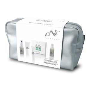 CNC Skincare Kit MicroSilver BG
