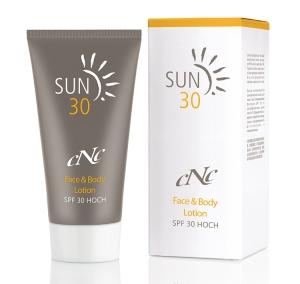 CNC Sun Face & Body Lotion SPF 30