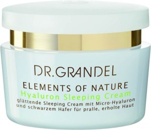 DR. GRANDEL Elements of Nature Hyaluron Sleeping Cream 50ml