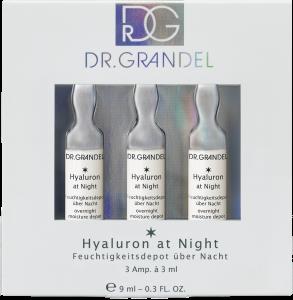 DR. GRANDEL Hyaluron at Night (Verpackungseinheit: Einzelampulle (1x3ml))