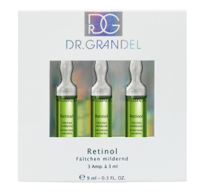 DR. GRANDEL Retinol Ampullen 3x3ml