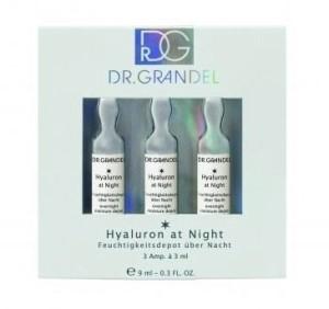DR. GRANDEL Hyaluron at Night 3x3ml