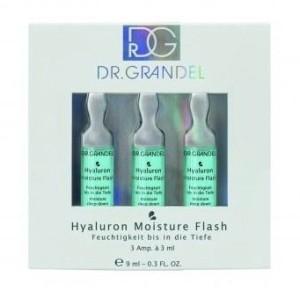 DR. GRANDEL Hyaluron Moisture Flash 3x3ml