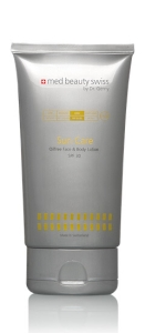 MED BEAUTY Sun Care Oilfree Face & Body Cream SPF30 150ml