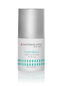 MED BEAUTY Hydro Basic Make-Up Remover Eye & Lips 100ml