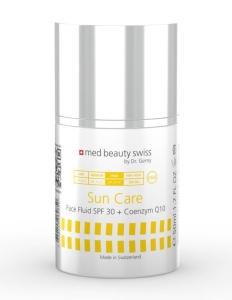 MED BEAUTY Sun Care Face Fluid SPF30 + Coenzym Q10