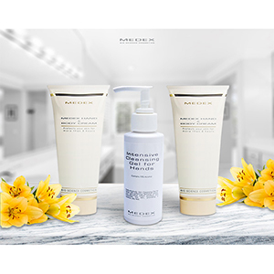 Medex Cleansing Hand Set