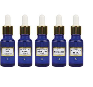 MEDEX Serum Repair Therapy Set 5x20ml