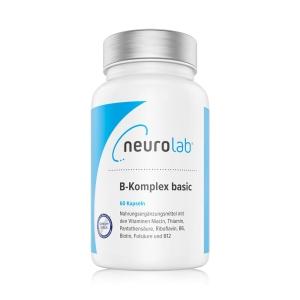 NeuroLab B-Komplex basic 60Kps.