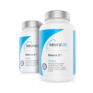 NeuroLab Balance D 120Kps.