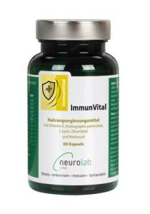 NeuroLab Vital ImmunVital 60Kps.