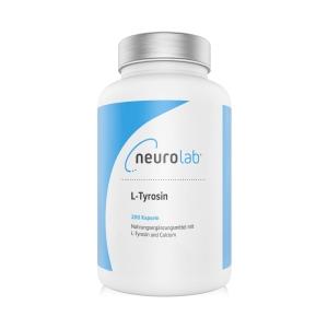 NeuroLab L-Tyrosin 200Kps.