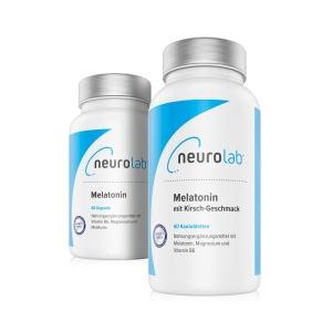 NeuroLab Melatonin 60Tbl.