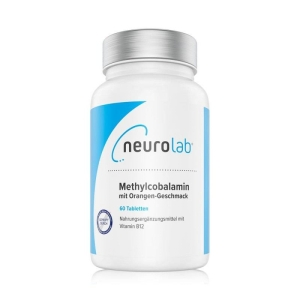 NeuroLab Methylcobalamin 60Tbl.